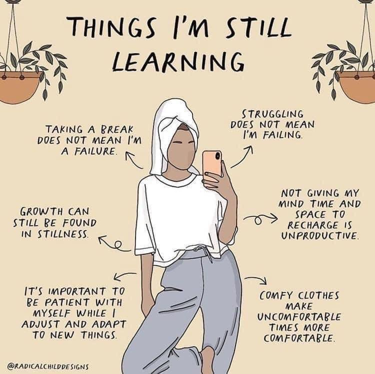 Things I'm still learning! #MondayMotivation #yeg