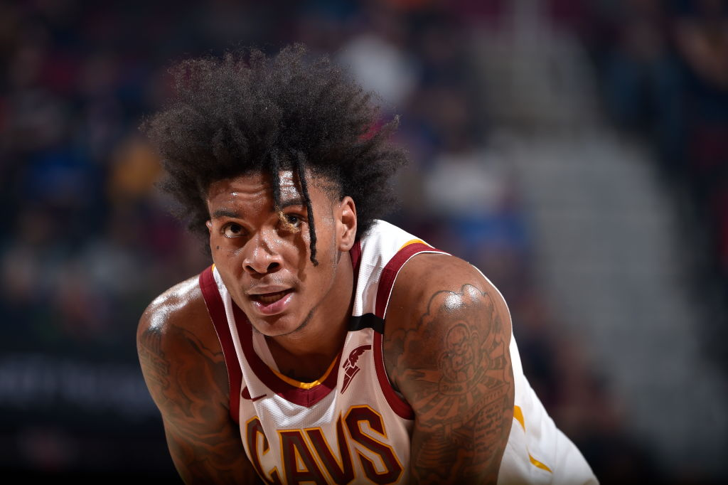 """The Cavs are expected to trade or release Kevin Porter Jr. after a locker room """"outburst,"""" per @joevardon, @ByJasonLloyd, @kelseyyrusso, @ShamsCharania  Porter reportedly threw food after his locker was given to Taurean Prince."""