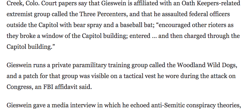 """""""A private paramilitary training group""""  Love how that is somehow a business now in America https://t.co/lmgYC4PX5x"""