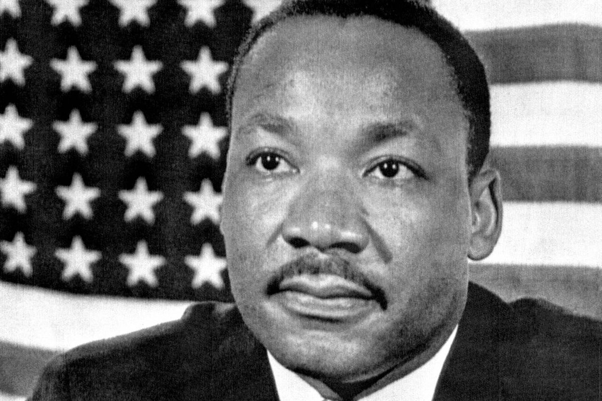 Our lives begin to end the day we become silent about things that matter. – Martin Luther King Jr. #MLKDay #BlackLivesMatter