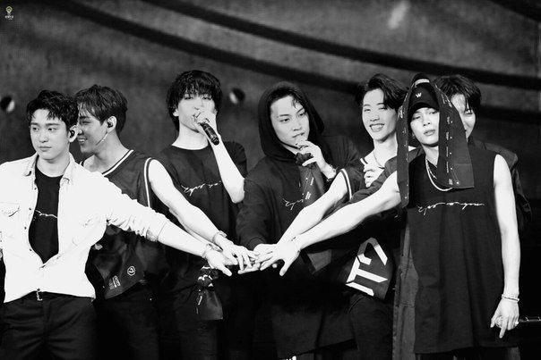 7 OR NEVER, 7 OR NOTHING  #GOT7NewPage