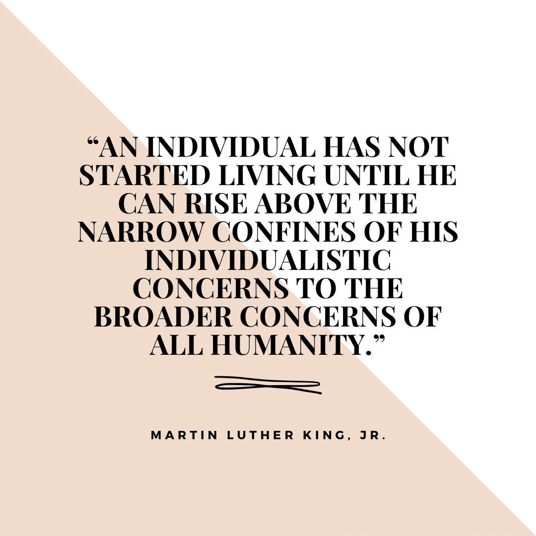 #DoGood #MLK #MLKDay