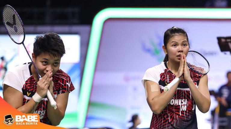 Thailand Open 2021 - Gestur Sopan Apriyani Rahayu ke Greysia Polii Tersorot BWF #Thailand #GreysiaPolii #BWF #ApriyaniRahayu https://t.co/16szgjqB2y https://t.co/Exkv6hZMCv