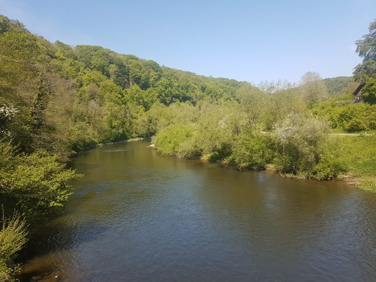 @travelexx Fantastic walking in the #wyevalley, from short walks to multi day adventures.  #MondayMotivation
