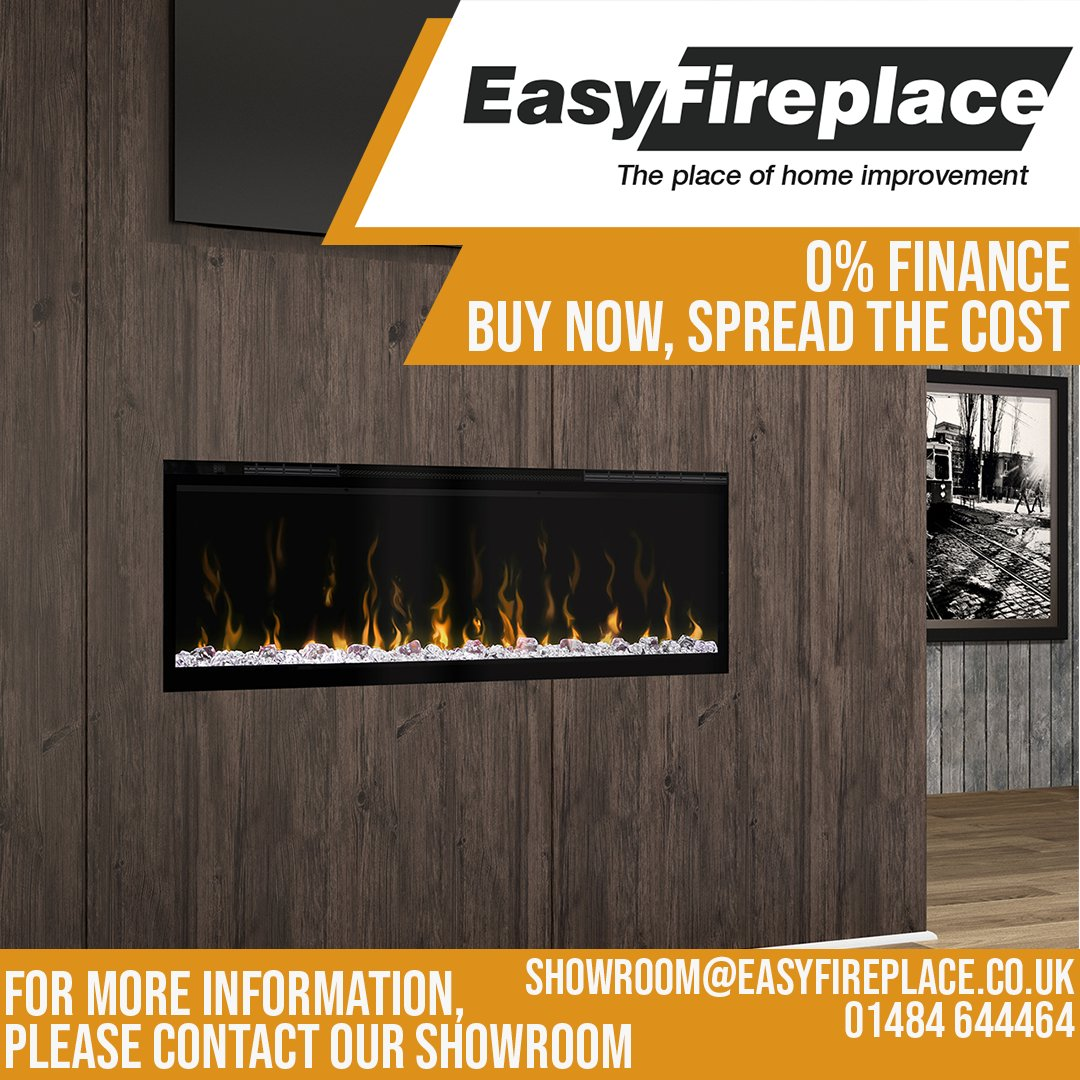 Buy Now and Spread the Cost with our 0% Finance.  For more information, please contact our Showroom at: Showroom@easyfireplace.co.uk  01484 644464   #Finance #TogetherStronger #GiveBack #StaySafe #MakeLifeEasy