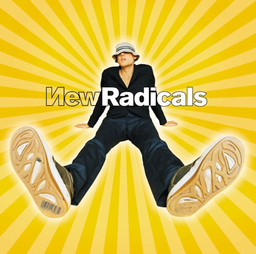 "The New Radicals are set to perform at some inauguration thing, 22 years after disbanding. It seems almost too ironic  Their one album was titled ""Maybe You've been Brainwashed too"" 👀  The song they'll perform is 'You Get what You Give""  A small thread:"