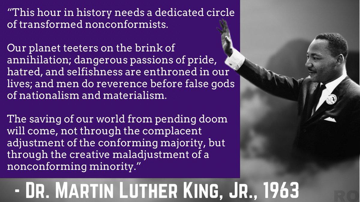 #MLKDay  #MLK  #MartinLutherKingDay #MartinLutherKingJr #DrMartinLutherKingJr @TheKingCenter