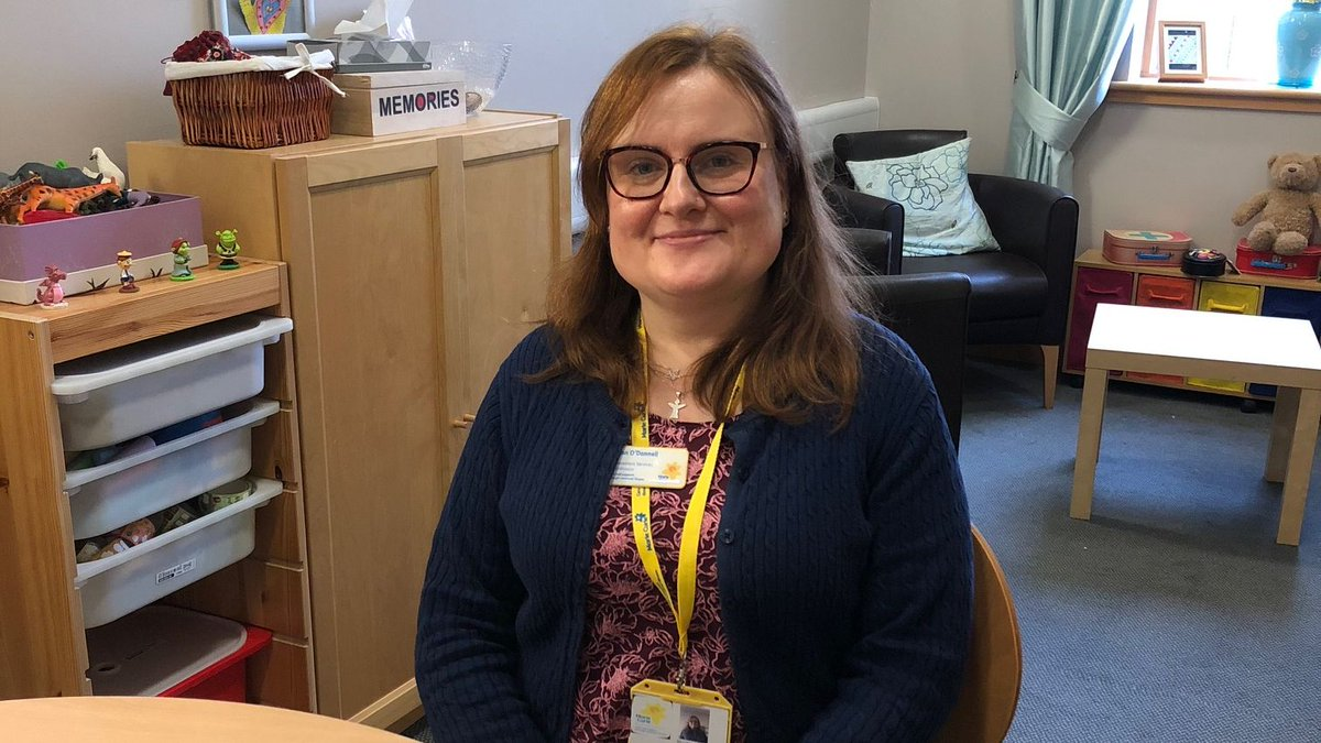 """""""We don't know what lies ahead so make the most of the time we have now, don't put things off, make the most of every day."""" - Gillian, bereavement services coordinator, Glasgow #BlueMonday"""
