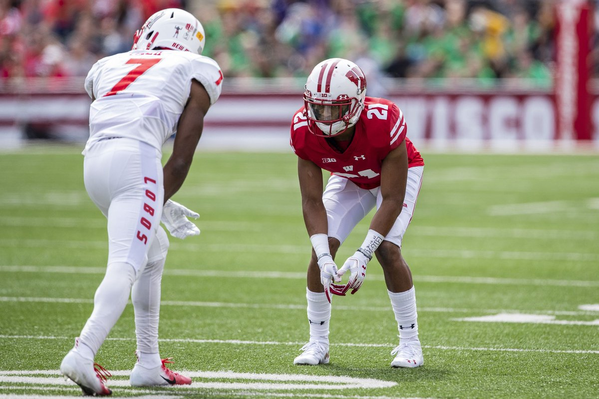 The #Badgers got a nice boost in the secondary with the news that Caesar Williams would be coming back for a sixth season in Madison.   Wisconsin football: Caesar Williams set to return in 2021