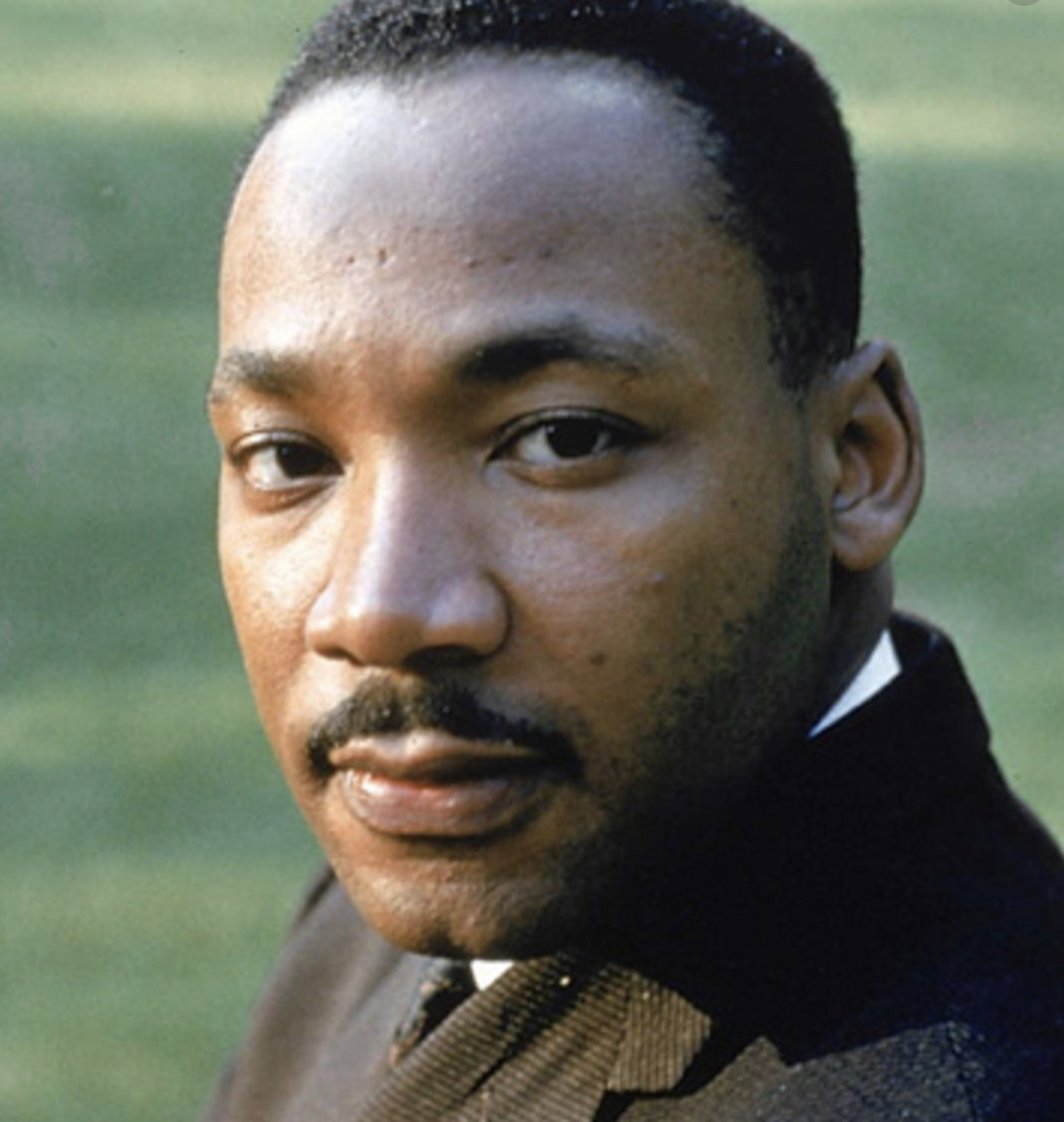 """""""True peace is not merely the absence of tension; it is the presence of justice."""" Martin Luther King Jr. #MLKDay"""