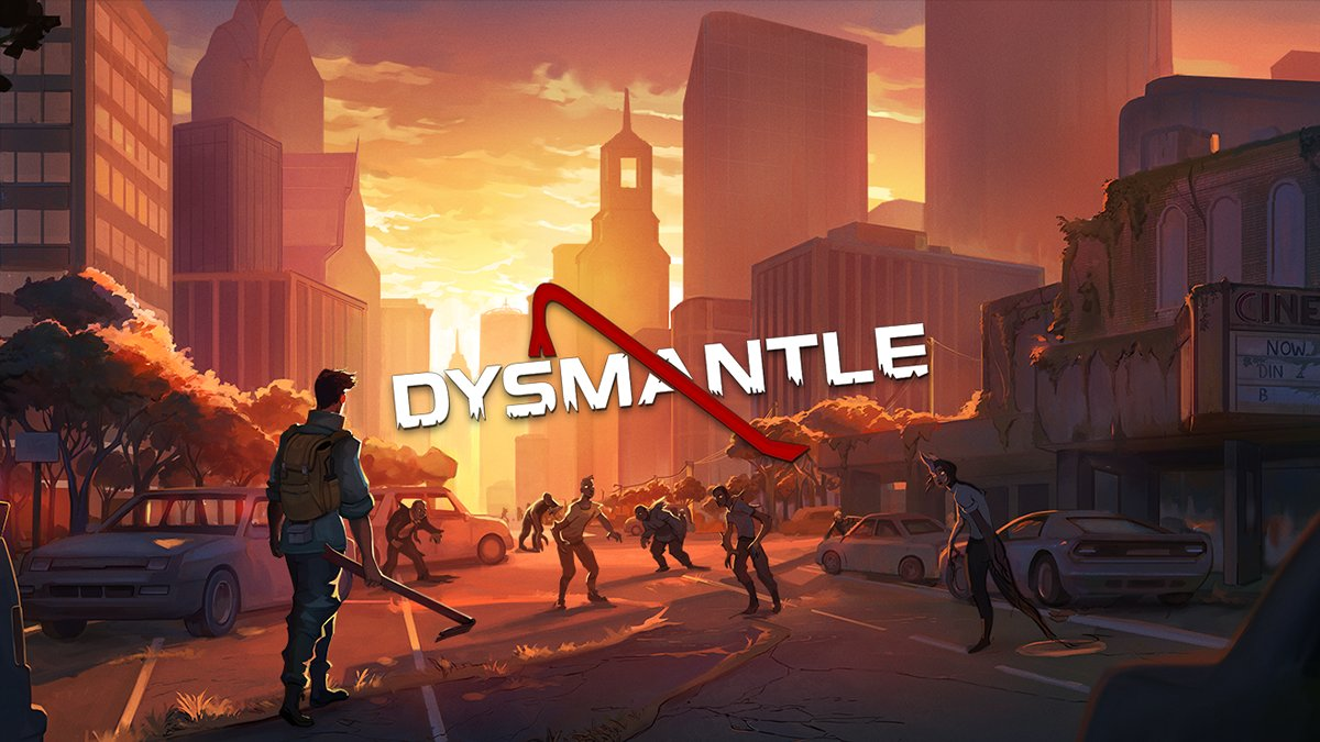 Enjoy the bittersweet apocalypse.  As you ascend from your shelter after many years, you realize the world is full of vile creatures.  Fight, explore, survive, recover lost knowledge & break 99% of all objects for materials.  DYSMANTLE –20%      @10tonsLtd
