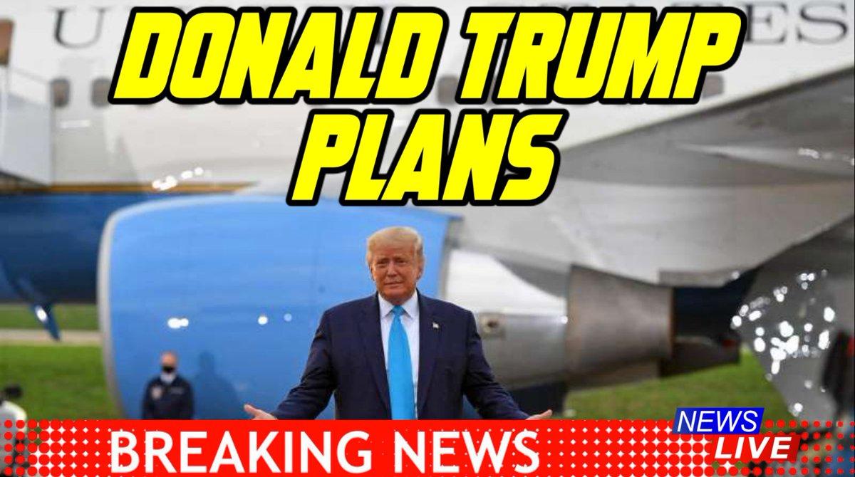 🔴United States: what Donald Trump plans to do after the White House. #ResignTedCruz #ResignJoshHawley #ResignTrump #impeachment #RemoveTrumpNow #RemoveTrump #SeditiousGOP #DonaldTrump #Washington #DCRIOTS,#capitol,#Pelosi