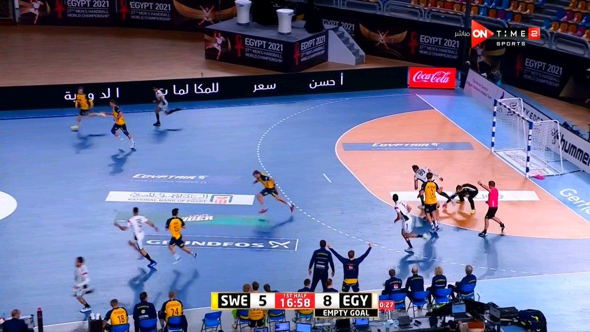 يلا يا رجاله 💪 World Handball Cup in Egypt ♥️🇪🇬❤️ #كأس_العالم_لكرة_اليد  #Handball 2021 https://t.co/y2iyYg7jlA