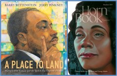 #OTD JAN 1⃣8⃣  #MartinLutherKingJrDay  @really_learn #AdultLiteracy #ESL #Literacy  Learner Resources  #Library 📚  via Horn Book #CivilRights #MondayThoughts