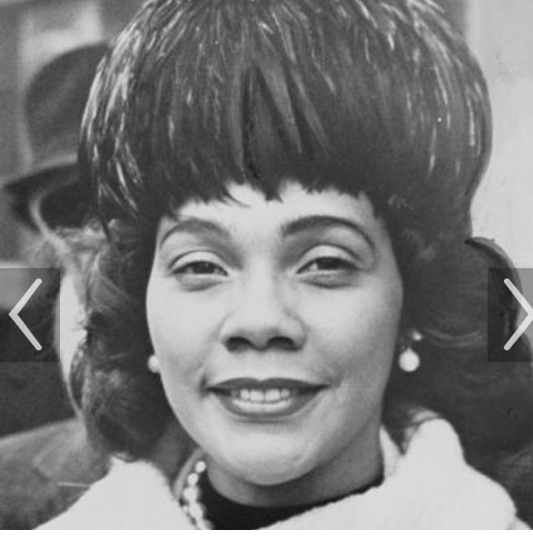 Replying to @cc_camore: There is no King without the Queen ❤️. #CorettaScottKing #MLKDay