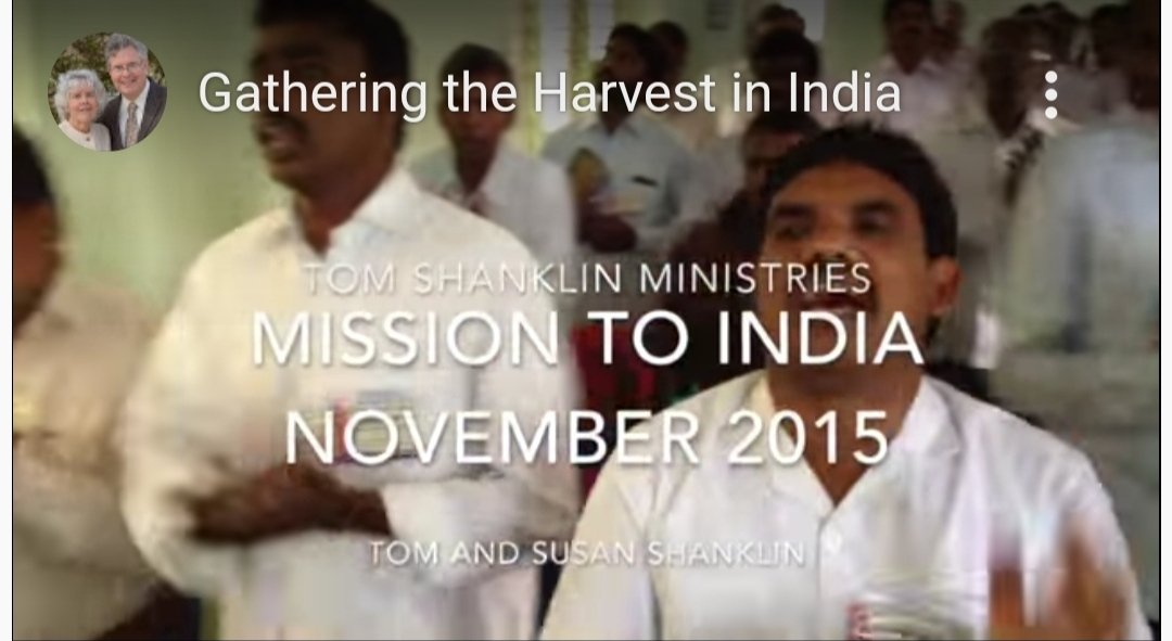 Replying to @missionkaali: Openly performing evangelism in India