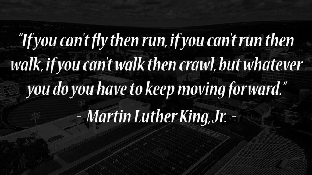 The values and teachings of Martin Luther King, Jr. are incredibly relevant every day. But today we pay respect to the life and legacy of MLK through the values of unity, togetherness and equality. #MLKDay #MLK https://t.co/qzYp6F783V