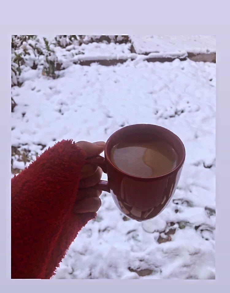SIFIR BEKLENTİ,SONSUZ MUTLULUK.   #pazartesi #gününsözü #GuenuenRuhhali #kar