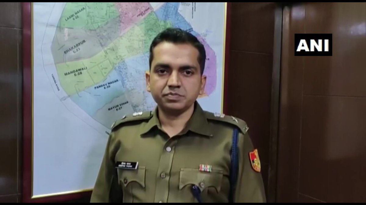 On Jan 6, we received information that some suspected Rohingyas were coming to Delhi from Tripura by a special train. The train was to reach Anand Vihar Railway Station, Delhi. A team was deployed there &6 Myanmar nationals were detained based on suspicion: Deepak Kumar, DCP East https://t.co/2DAFt94Ivv