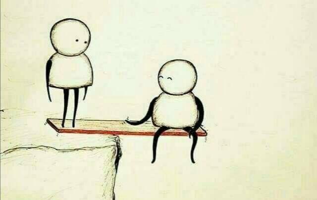"""#كورونا_فيروس #الصـورة_تتكــــلم*  لا يمكنني الاقتراب أكثر وإلا هلكنا معاً فهذا ليس جفاء ولكنه الحب..   """"المسافة هي أوكسجين العلاقات"""""""