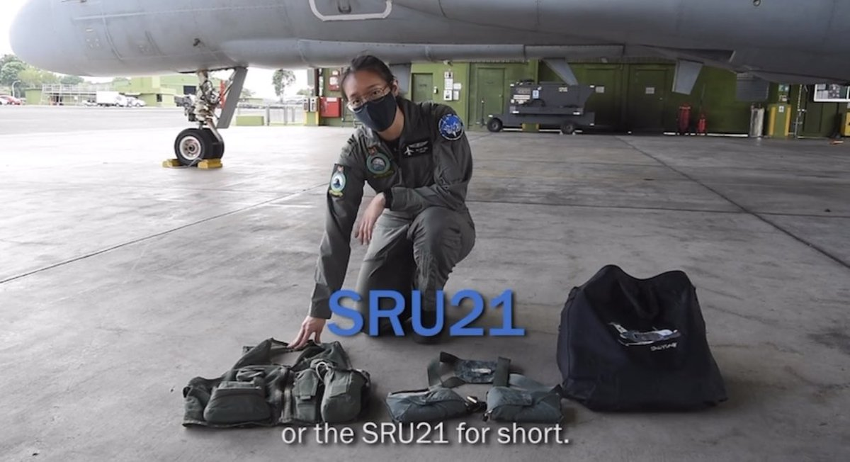 What's in my bag: G550-AEW Edition!   In this episode, let LTA Ng Shi Ying show you what are some of the items our Air Warfare Officer bring on board their flight!  Watch now: https://t.co/msOL8v8qIc https://t.co/K1A0N7boMi