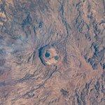 Image for the Tweet beginning: Beautiful: The Deriba caldera in