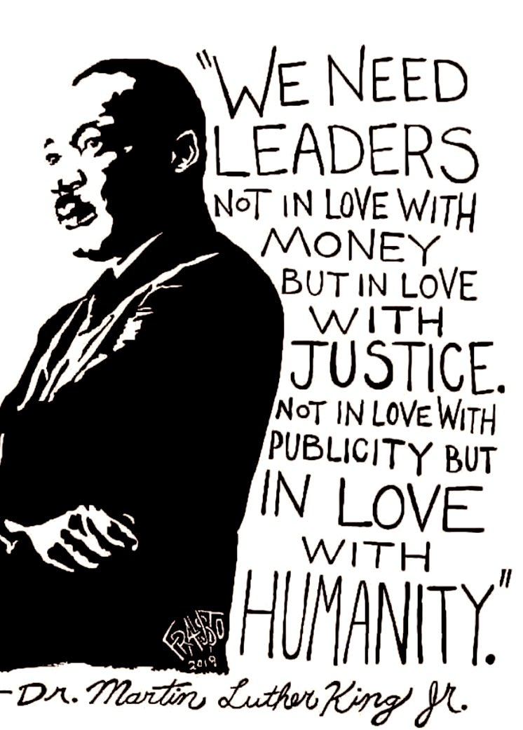 #MLKDay2021 #MartinLutherKing #IHaveADream
