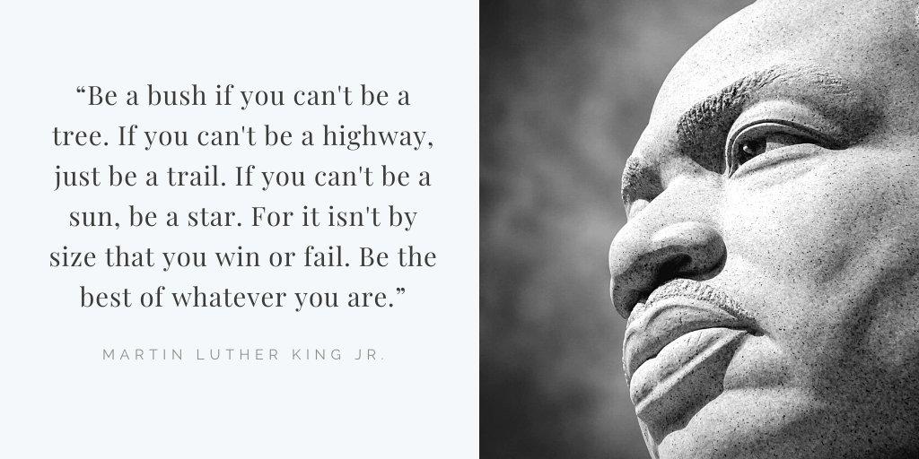 #MondayMotivation #MLKDay