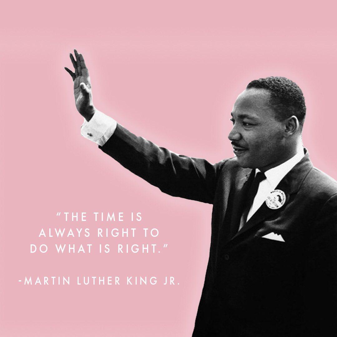 Always. 💗 #MLKDAY