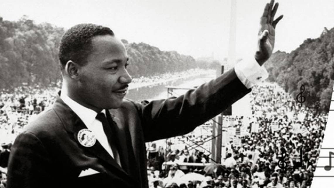 Happy MLK Day. I think Doctor King's words mean as much today as it did some 60 years ago. #IhaveAdream