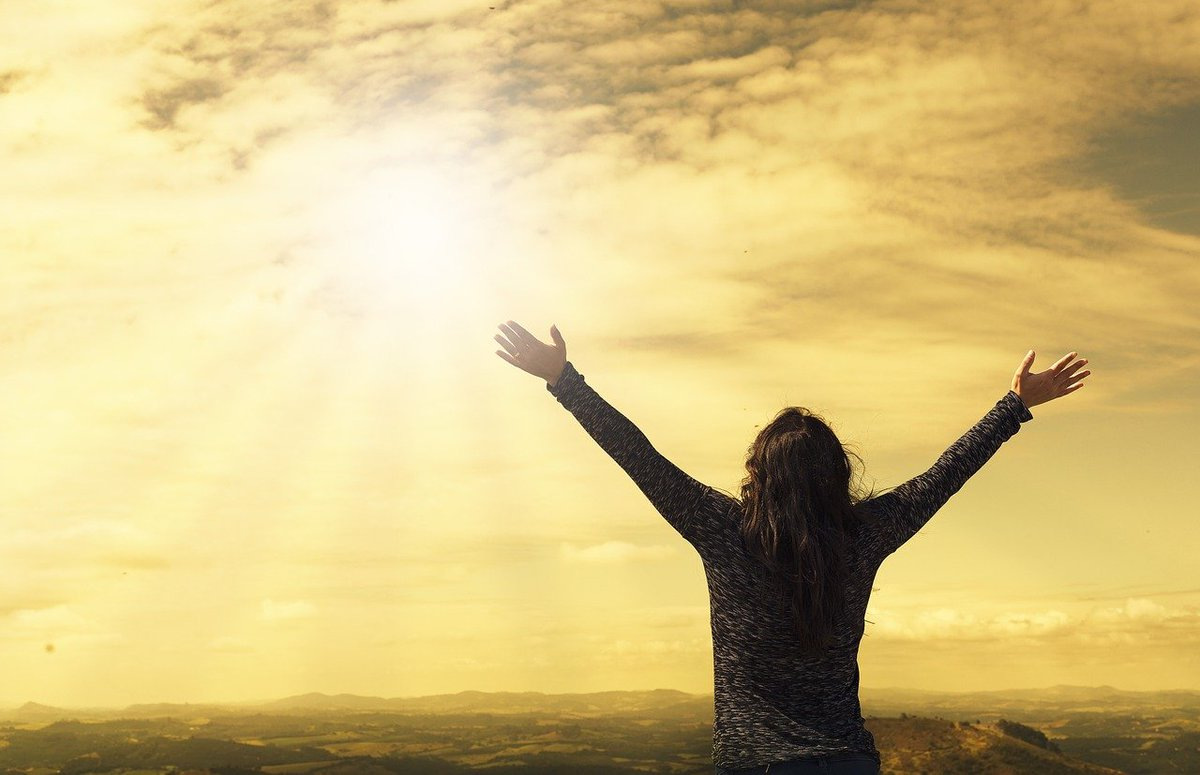 A Word of Encouragement: We Put Our Hope In You  #hope #inspirational #devotion