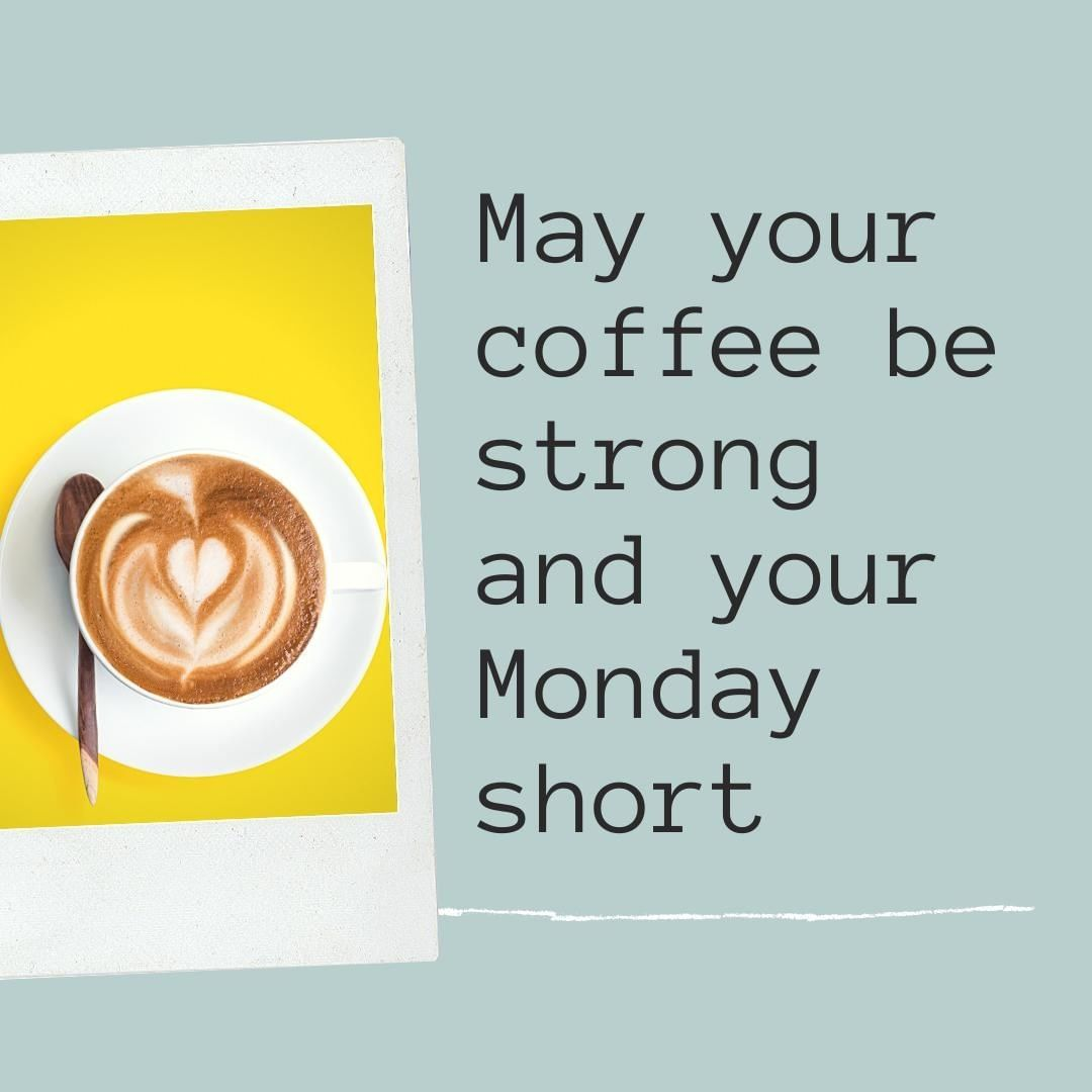 Our Monday mantra. Have a stress free Monday and a great week ahead.  #monday #mondayvibes #coffee #coffees #morning #mondaymantra #coffeelover #coffeeholic #coffeetime #coffeeaddict #naija #nigeria #lagos #supermartng #groceries