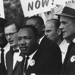 Image for the Tweet beginning: Today is Martin Luther King