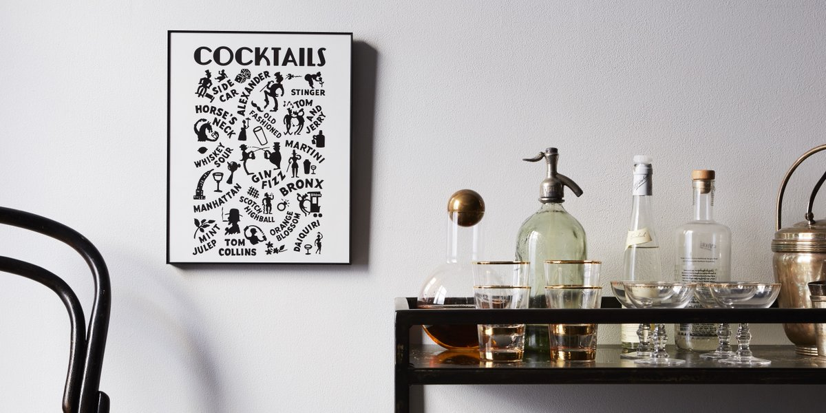 For the renters & spackle-averse: 11 ways to hang art without nails.