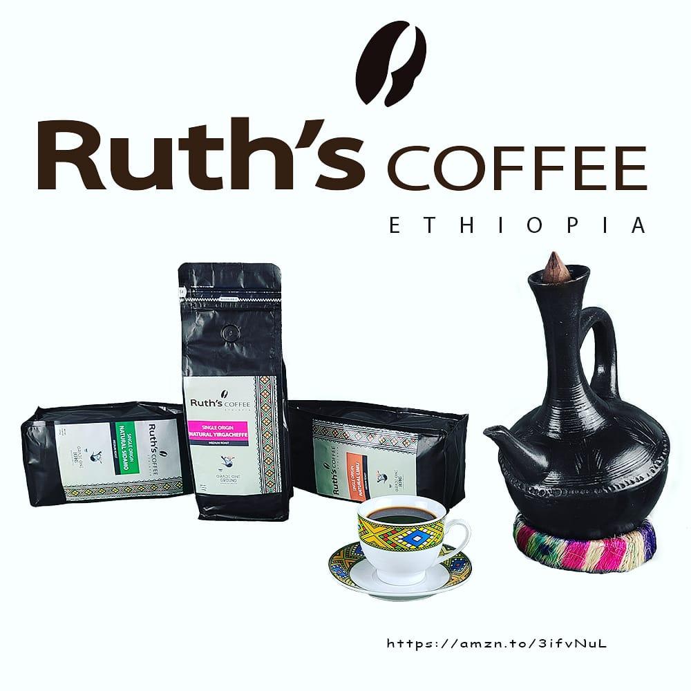 Ruth's Coffee Ethiopia🇪🇹 Taste the difference #coffee #coffeelover #coffeetime #coffeeshop #coffeeaddict #coffeelovers #coffeeart #coffeeshots #coffeehouse #coffeeethiopia #coffeeholic #coffeebreak #coffeeoftheday #coffeeroaster #coffeebeans #coffeebean #ethiopiancoffee #ethiopia