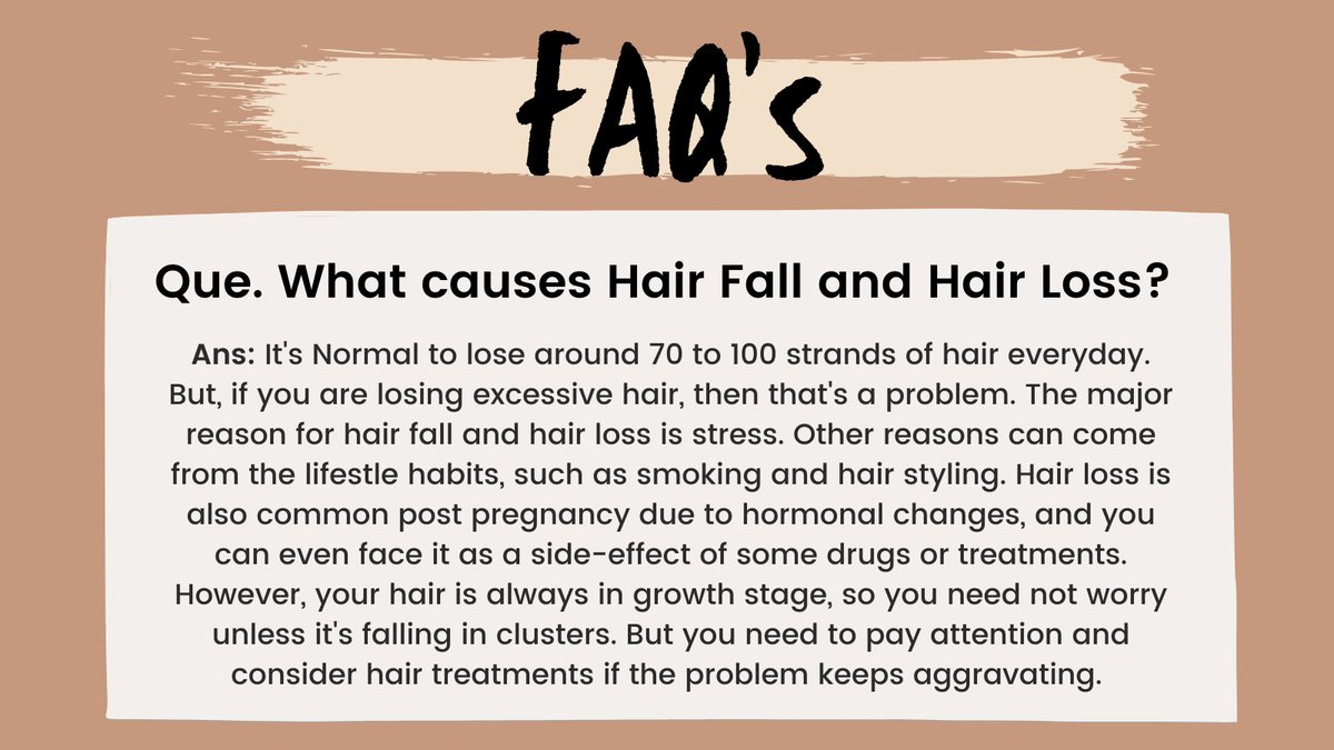 Hair fall is a common problem, but that doesn't mean you have to suffer.  If you are looking for a hair fall treatment, Click Here:   #hairgrowth #hairtreatment #naturalhaircare #haircaretips #haircare #hair #naturalhair #beauty #healthyhair #natural