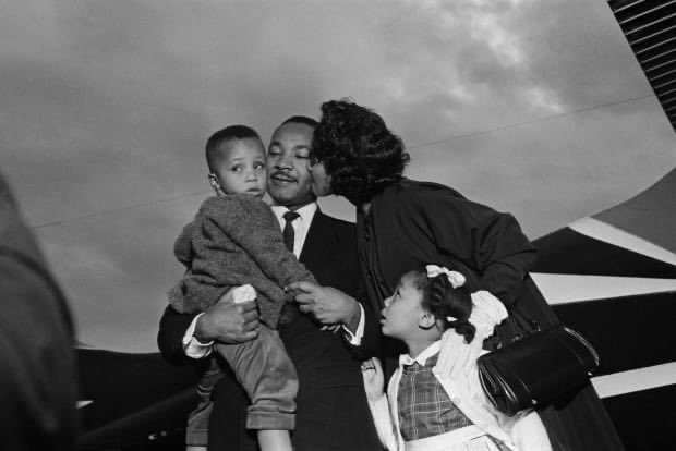 """""""Forgiveness is not an occasional act; it is a constant attitude"""" - Martin Luther King Jr 💜 https://t"""