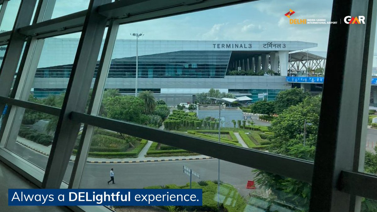 The new normal might have made flying a bit different but the passenger experience at #DelhiAirport remains unparalled as always. Support your favourite airport at the Skytrax awards and #VoteDELse at .