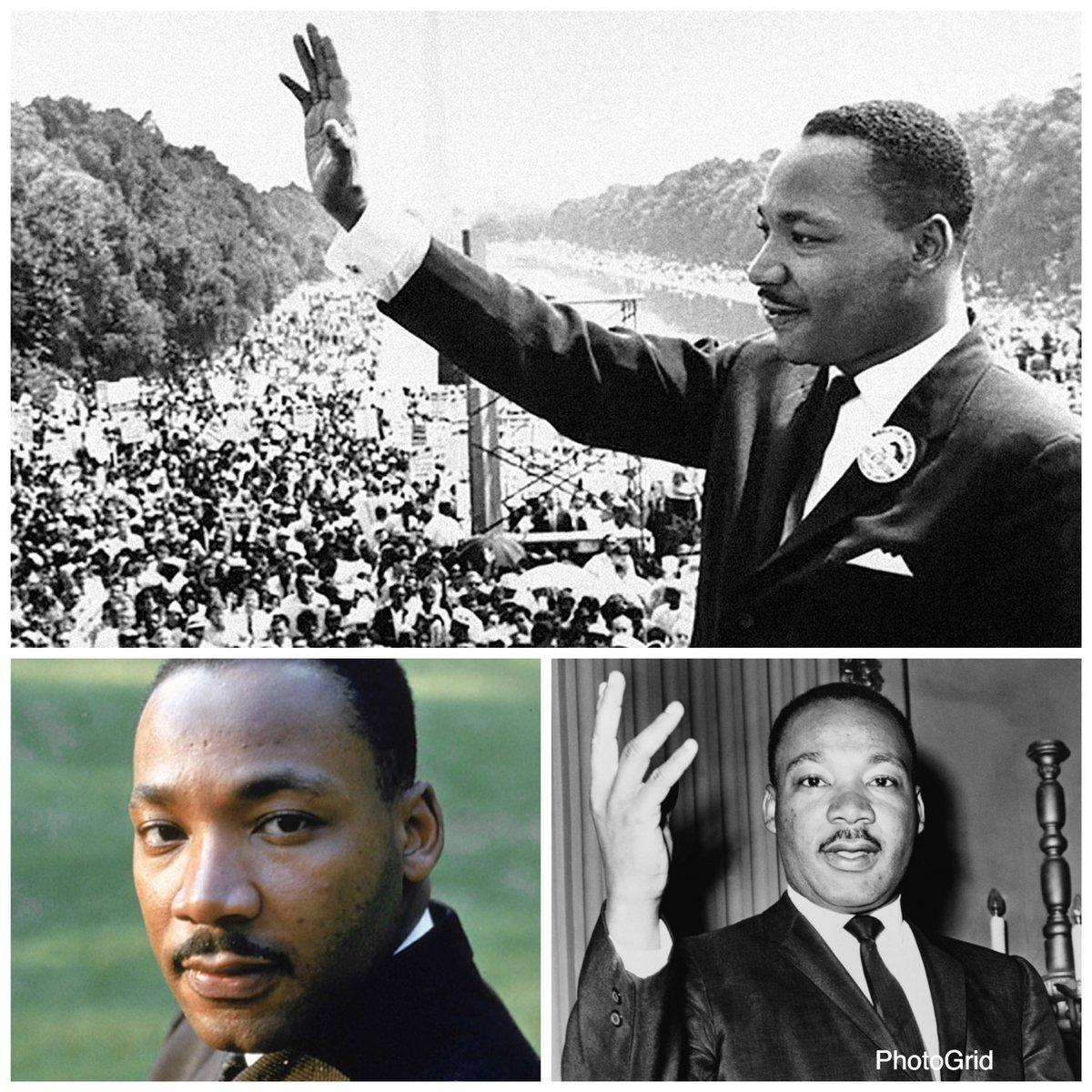 @BlackMusicHstry #MLKDay #DrMartinLutherKingJr #IHaveADream