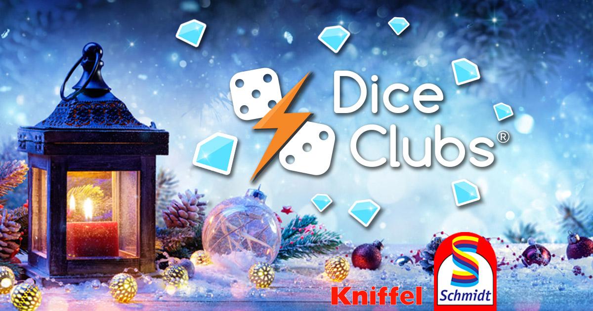 Für diese Nachricht bekomme ich 100 Diamanten geschenkt  #diceclubs #kniffel #winter #kalt #schnee