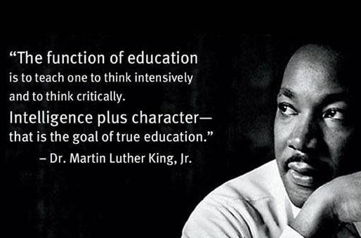Be a life long learner and make thebworld a better place everyday through big or small things. @lbeachms1 @LBSchoolsNY @HumanitiesLBNY @LIHammondB3 #MLKDay #TEACHers