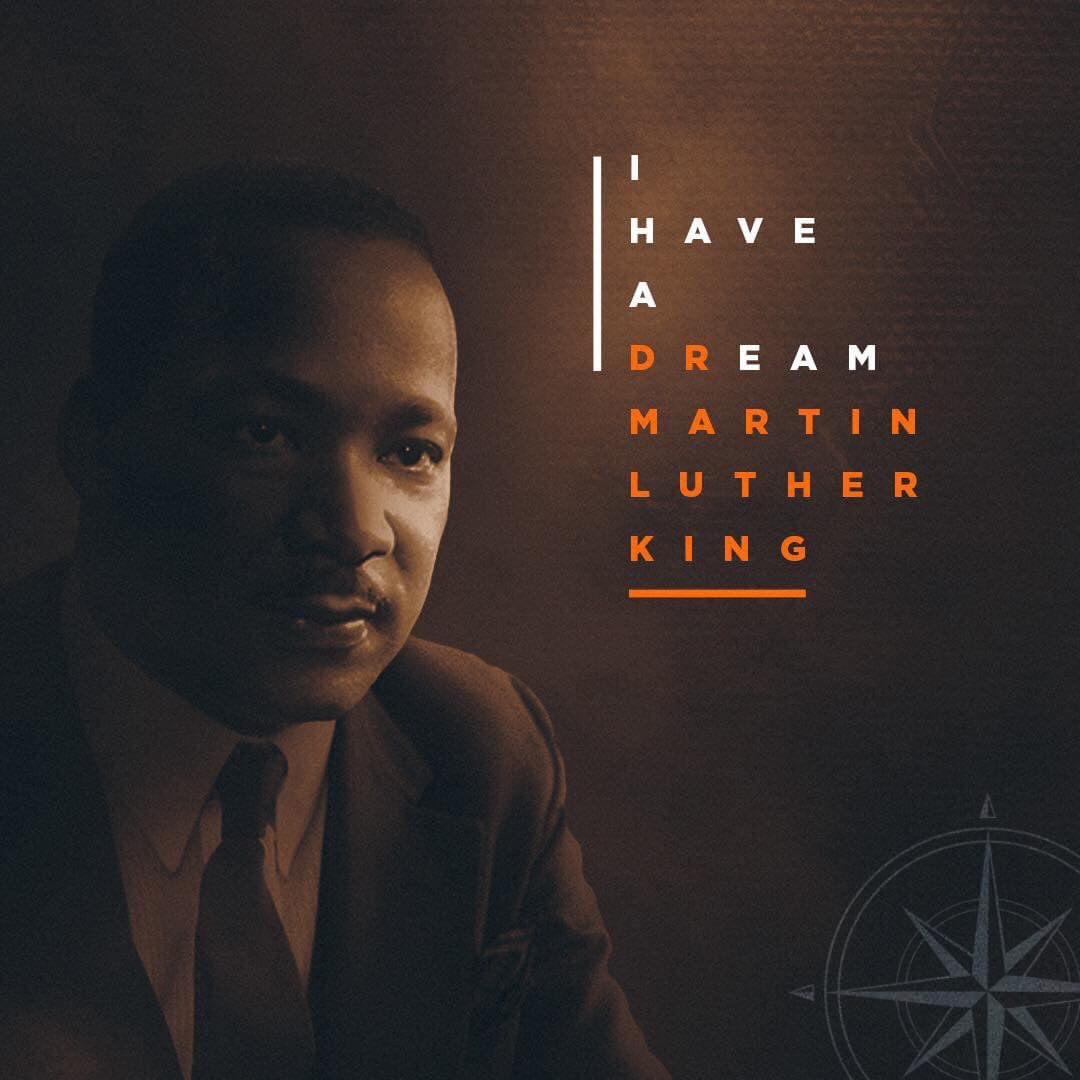#MartinLutherKingJr  #ihaveadream