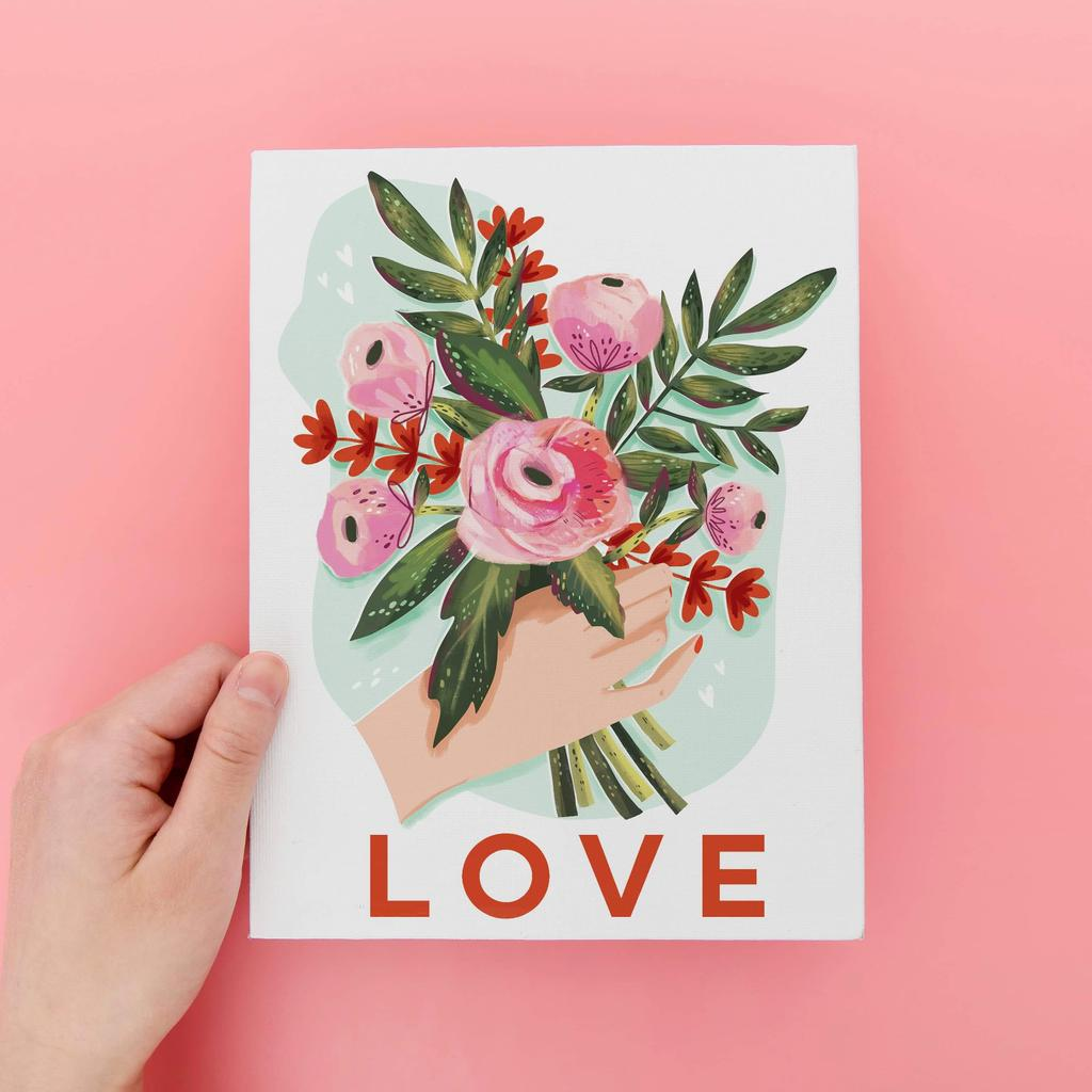 A little pink pick me up Valentines is arriving soon in my Etsy shop. Check out my insta for full details. A6 cards coming soon x #ValentinesDay #Flowers #giftideas #greetingcards #cards #illustration