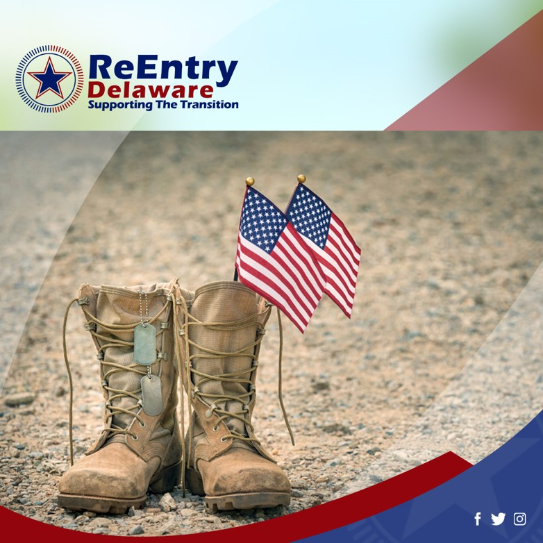 We have different blogs on our website, covering veterans' duty to life after the war and blending in a fast-paced society. Have a look to have a better insight. Click on the link  #ReentryDelaware #USveterans #veteransday #incarceration #prisonreform