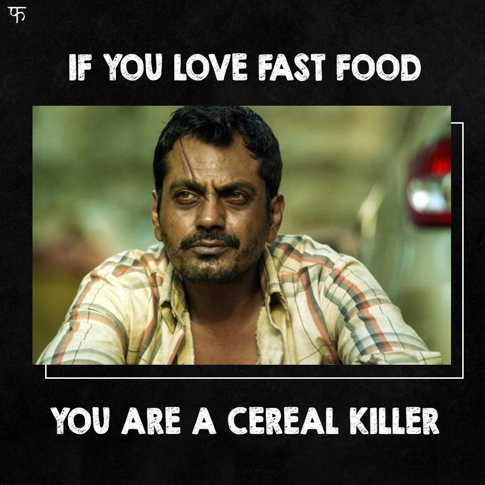 Aren't we all guilty of this crime? #RamanRaghav2.0 @Nawazuddin_S