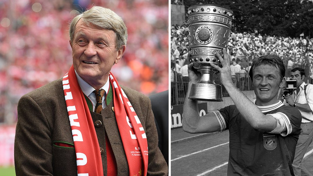 BAYERN 🔴⚪ I R T H D A Y  Our first ever club captain in the Bundesliga turns 83 today! ⭐  Happy birthday, Werner Olk! 🎂 https://t.co/XtzafE0MzU