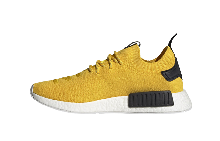 adidas NMD R1 Primeknit EQT Yellow Core Black  Available Now!!  adidas> END> Footpatrol>  #adidas #primeknit #yellow #coreblack #newlook #fashiongoals #latest #exclusive #trendy #instock #stylelicious #fastsole