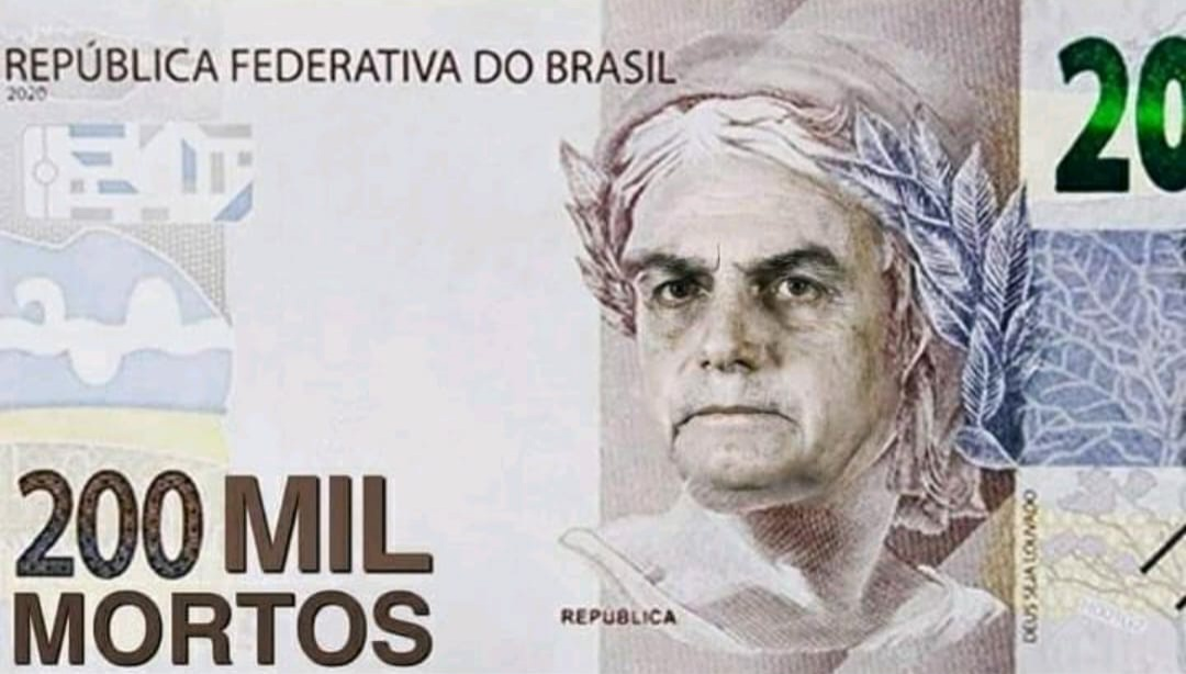 A nova propaganda do genocida. https://t.co/Tx4XCKLOMO