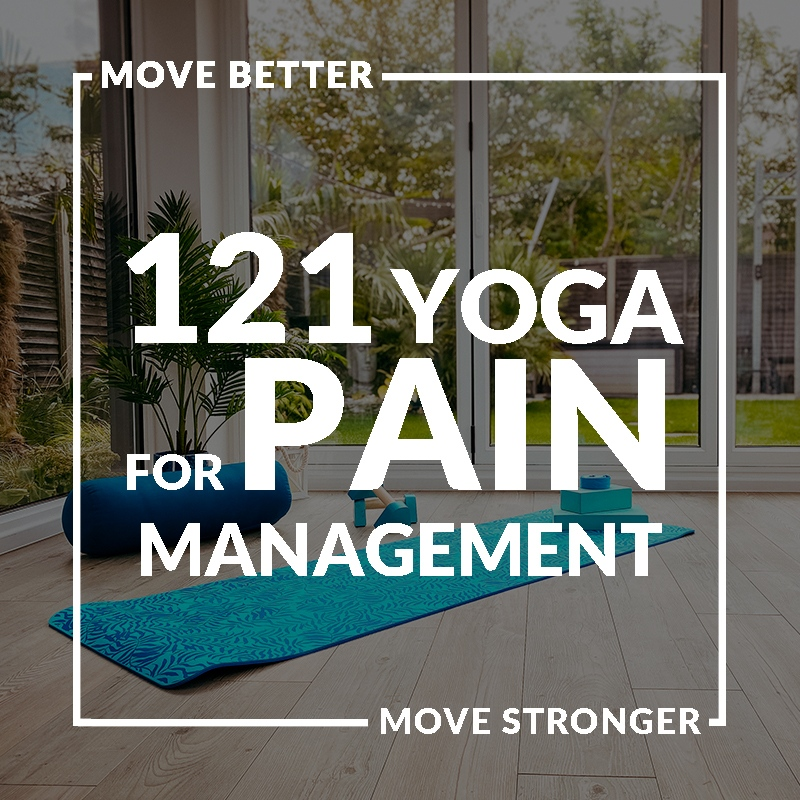 Yoga is an excellent tool to support #painmanagement, rehabilitate after an #injury and help you on the path to full #recovery.  Sessions currently held online via video call from just £20, enjoy a fully tailored session to support your recovery plan.  #yogaforpain #rehab