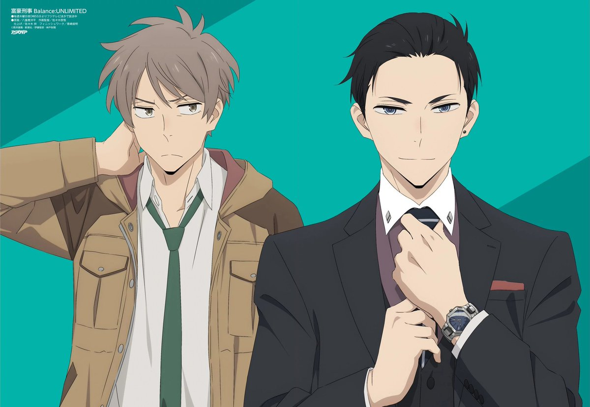 @Izuku_shonen Daisuke x Haru 💕(≧▽≦)👉👈